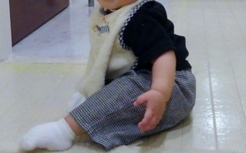 生後8か月で結婚式参列の服装