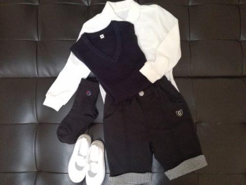 幼稚園面接の服装 西松屋