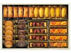 アンリシャルパンティエの内祝いお菓子詰め合わせお歳暮版