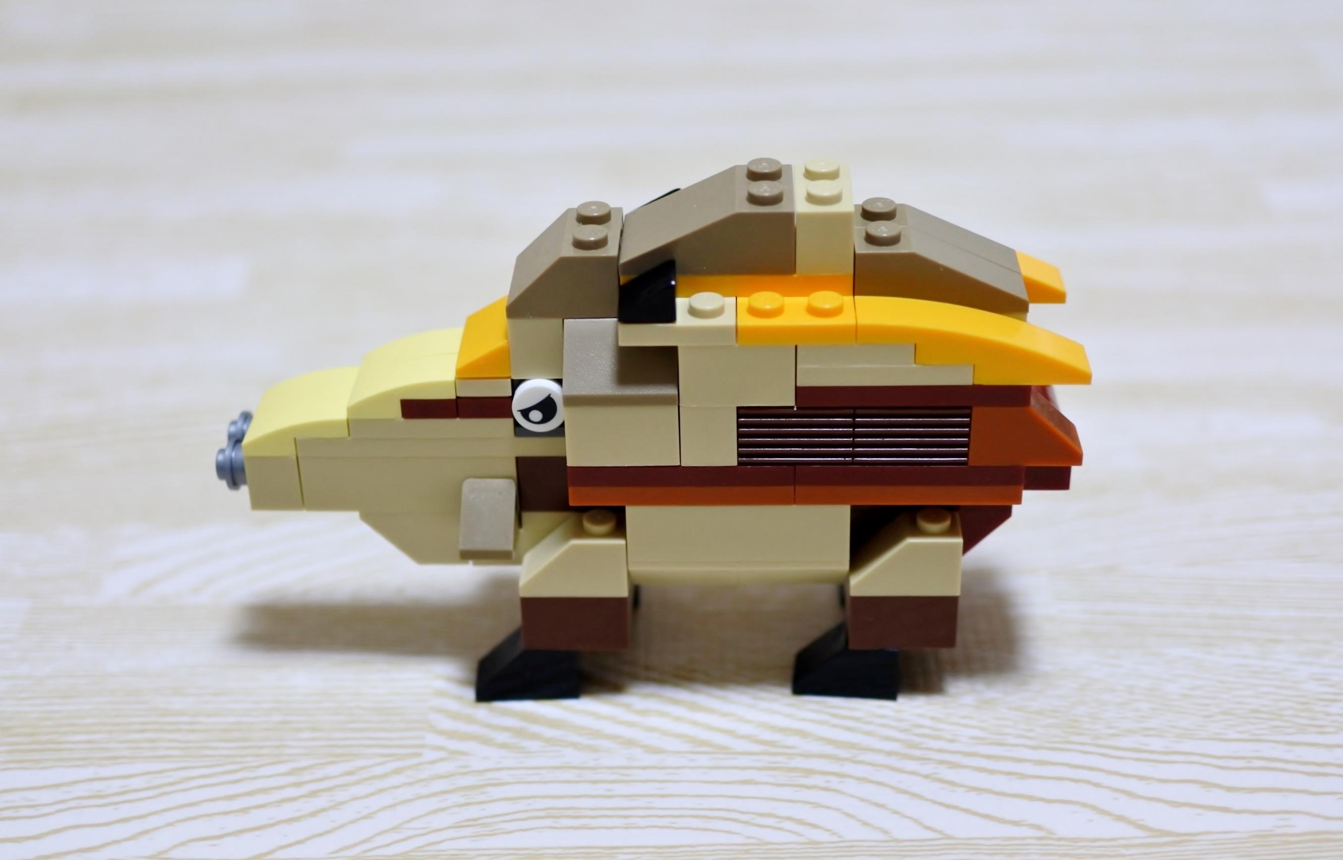 レゴクラシック10696 猪 うりぼう