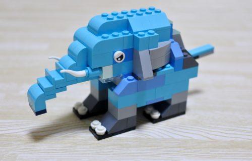 レゴクラシック10696 象