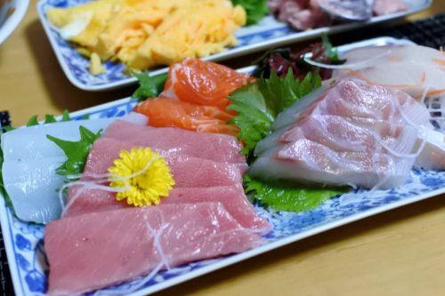 ひな祭り 0歳&3歳 手巻き寿司