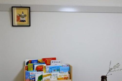 ひな祭り 0歳&3歳 転勤族 壁掛け 手作り