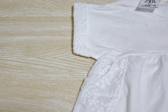 ZARAベビーの洋服