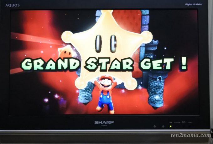 正月 Wiiマリオギャラクシー2